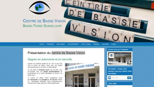 Basse vision guadeloupe