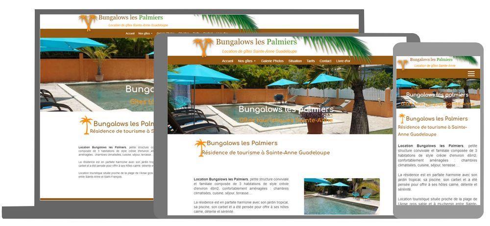 Bungalows les Palmiers