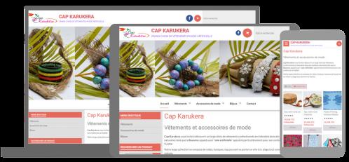 Capkarukera Vente de vêtements et accessoires de mode, souvenirs Guadeloupe