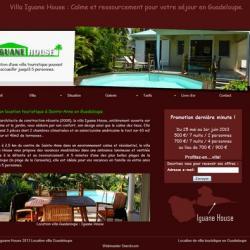 Iguane House
