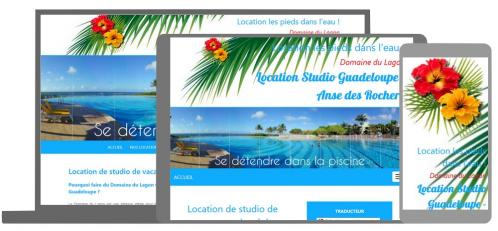 Location studio guadeloupe